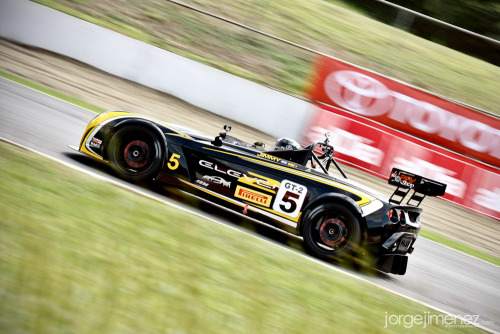 Leave it all behind Starring: Lotus 2-Eleven (by —Jorge—)