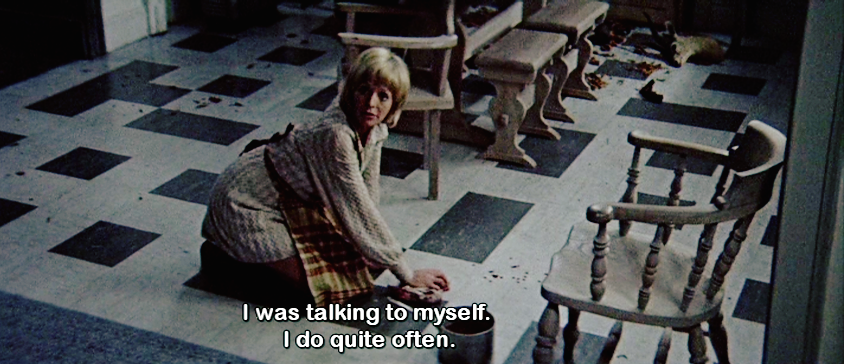 cinemaatheart:  Images (1972) / Robert Altman  me too sistergirl, ME TOO!