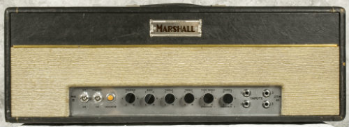 1963/64 Marshall JTM 45 Head - Serial #1167