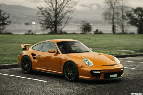 Only hope Starring: Porsche 911 GT2 (by Marcel Lech)