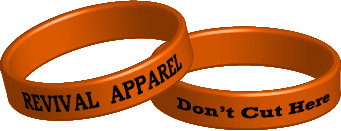 "Buy a REVIVAL APPAREL ""Don't Cut Here"" Bracelet! Prices are: $3 for One Bracelet +$1 Shipping $5 for Two Bracelets + $1 Shipping $8 for Three Bracelets + $1 Shipping Click Here To Purchase!"