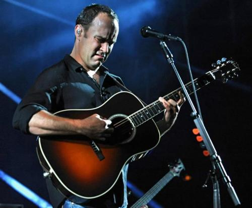 0609_dmb_spac  Dave Matthews Band performs during a sold out concert at Saratoga Performing Arts Center June 8, 2012 in Saratoga Springs, N.Y.  (Lori Van Buren / Times Union) Albany Times Union http://on.fb.me/NoQjq2