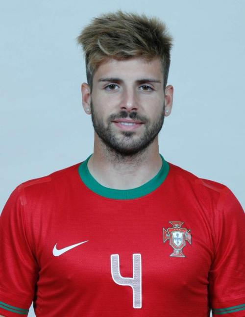 fuckyeahportugalnationalteam:  4 Miguel Veloso Position: midfielder, can be used as left back Nicknames: Miggeh, Crazy Cat Lady Trivia: Has 345782349750834 cats. Was rejected from Benfica's youth academy for being 'slightly overweight.' Father Antonio was also a Portuguese international