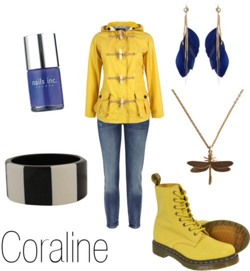 character-inspired-fashion:  Coraline