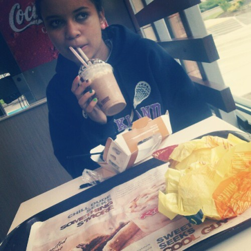 Mcdonalds breakfast<3 (Taken with Instagram)