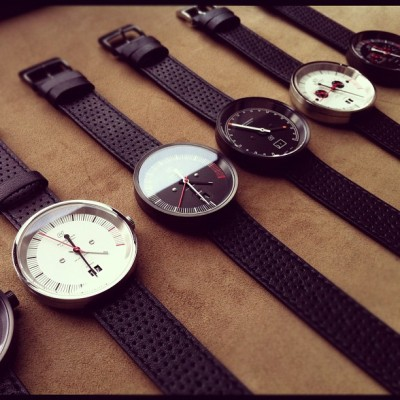 Saturday shoot with the Autodromo line of watches (Taken with Instagram)