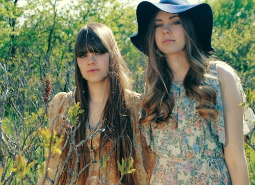 ginodalcin:  I've got a crush on the girls from First Aid Kit both of 'em  ditto