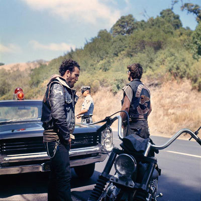 birdsofpreyatelier:  hell's angels as captured by hunter s. thompson