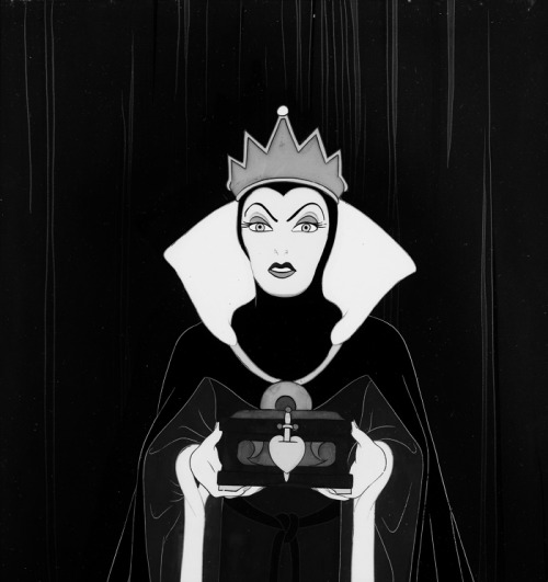 The Evil Queen from Disney's Snow White (1937)