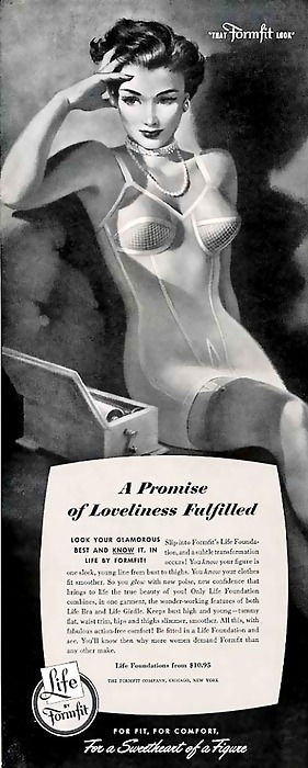 A promise of loveliness