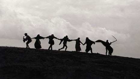 The Seventh Seal - Ingmar Bergman, 1957
