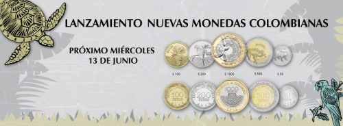 pasionporcolombia:  Did you guys know that Colombia will have new coins soon?Look at the 1000 pesos coin!