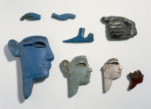 Group of Objects Egypt, 18th Dynasty The British Museum