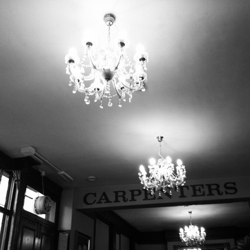 Carpenters Arms (Taken with Instagram)
