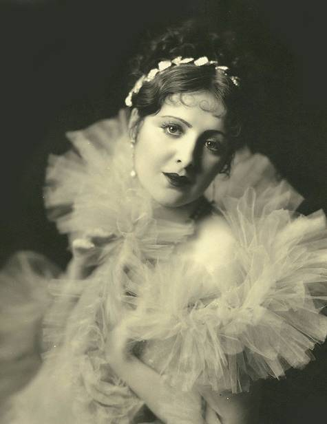 maudelynn: Another of the gorgeous Billie Dove.