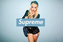 fashion supreme Rita Ora