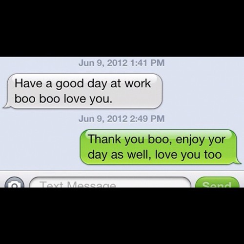 Day made! ❤ #good #day #great #friends #workflow #texts #instagood #love (Taken with Instagram)