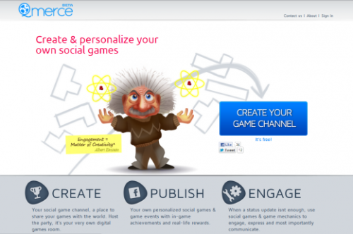 thenextweb:  (via Create Your Own Social Games with Qmerce)