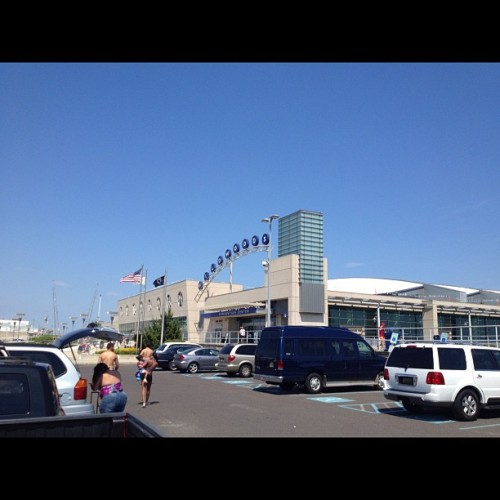 #WildWoods convention center @takeovaceo (Taken with Instagram)