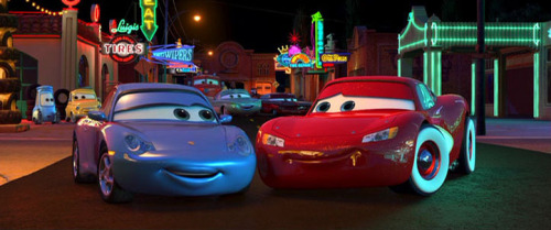 "Cars, 2006 ""I create feelings in others that they themselves don't understand."" (Lightning McQueen)"
