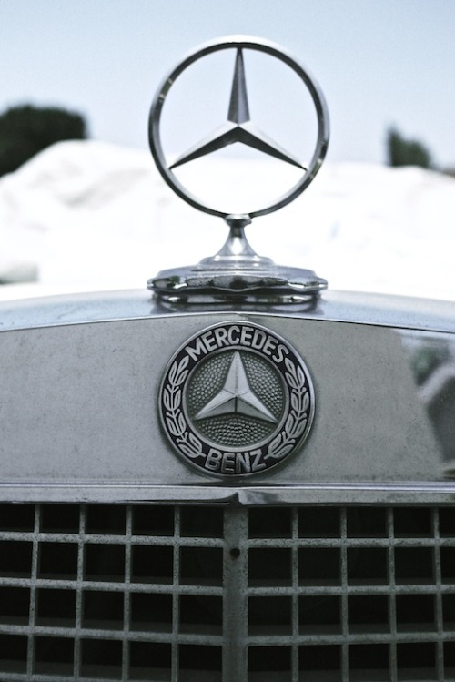 dopamines:  Mercedes Benz