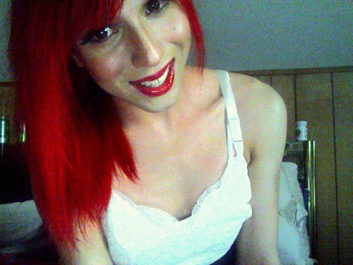 red hair is red.