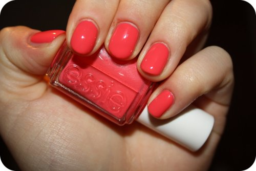 Essie - Cute As A Button.
