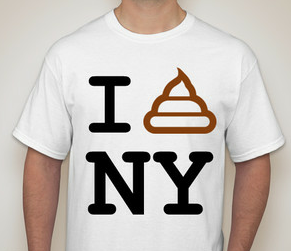Hey everyone! Here's our idea for a shirt! If you would be interested in buying one and live in the New York City area, please show that you would buy one by liking, commenting, or reblogging. If we get enough then we'll order them and start taking size orders. We would most likely sell them at about 15 or 16, but the more people who would buy the cheaper they can be!