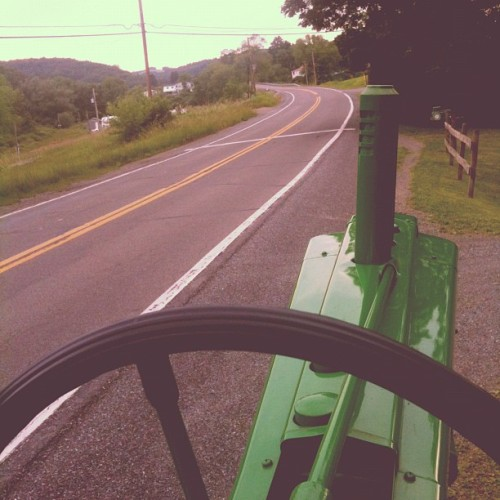 Going' for a drive…#JD (Taken with Instagram)