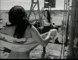 Faster Pussycat! Kill! Kill!, 1965 by Russ Meyer.
