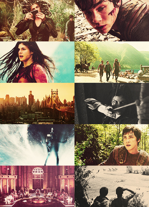 Endless List of Favorite Movies ★ Percy Jackson and the Olypians: The Lightning Thief (2010)