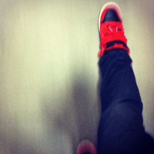 #red dead redemption #nikesb #nike #dunk #fromwhereistand (Taken with Instagram)