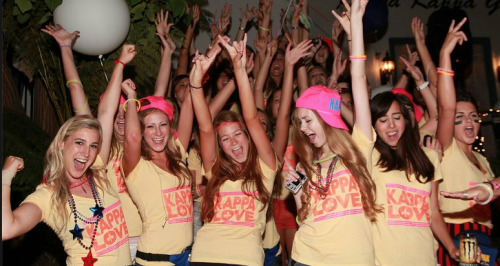 sororitysugar:  soooo excited to be KAPPA!