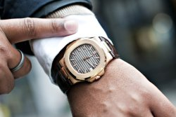 auerr:  watchanish:  A final post, for everyone that's asked so far, this is the wedding watch :D Thank you for all of the messages!!  One day.