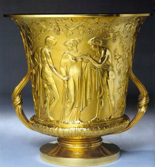 STORR, PaulTheocritus' Cup1812-13Gilded silverRoyal Collection, London