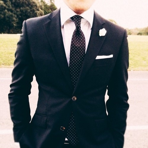 southernbredluxury:  this is one of the best fitting suits i've ever seen.