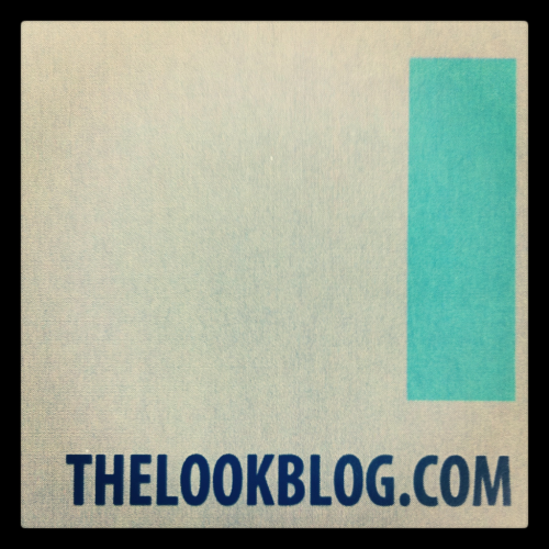 Check it out  THELOOKBLOG.COM