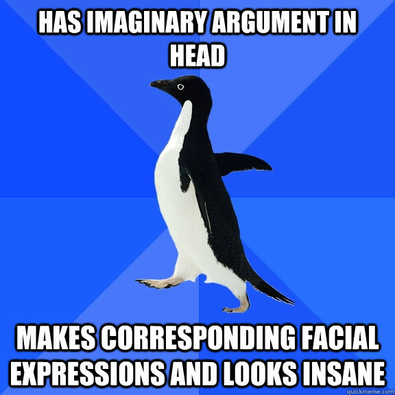 thedailymeme:  Socially Awkward Penguin
