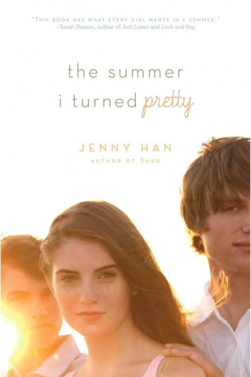 The Summer I Turned Pretty (Summer, #1) by Jenny Han My Rating: 5/5 cups of coffee My Review: I can't believe I'd finished this book in just 4 hours? I was just curious what will happened to Belly at the end of the book because usually the most exciting part was at the end but then this book don't really give me what I've been looking for in a chick-lit books like this but it gave me more than I could ask for. Because whenever I read chick-lit books usually it always has the sweetest love story ever. But this book won't give you that, it will make you want for more. Belly didn't actually what she wanted but at the end which is the cliff-hanger part, I think she did but I don't know. And that's what the book does to me. It makes me beg for more.I don't usually finished a book overnight but this book make me read it in just 4 hours. Well that means I will definitely read the second book of this chick-lit trilogy. Ha-ha!