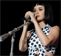 Katy Perry Performing at Capital FM's Summertime Ball 2012