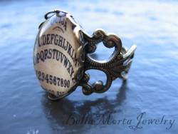 http://www.bellamortajewelry.com/products/antique-ouija-board-ring