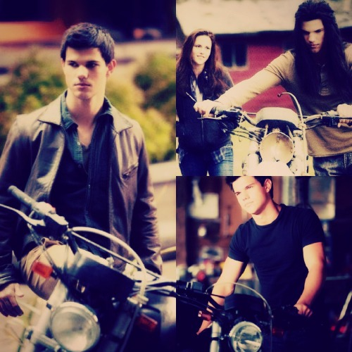 Theme: Jacob Black and Motercycle