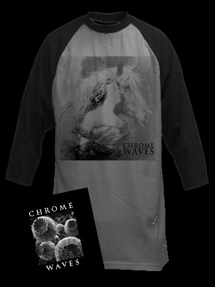 Now in our webstore @ chromewaves.bigcartel.com