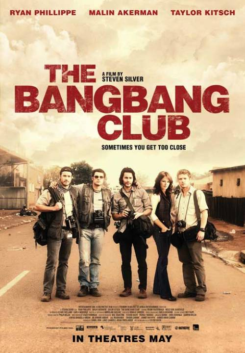 The Bang Bang Club Submitted by Instinctive Film
