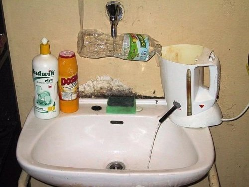 Hot water system Follow us for daily lulz!