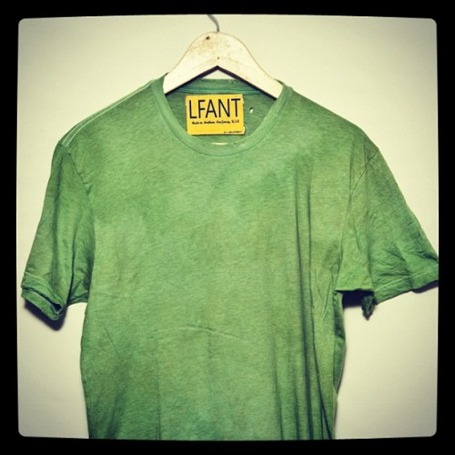 Earth Tee (Taken with Instagram)