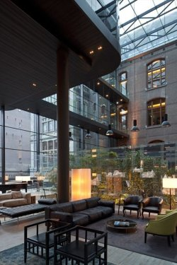 theabsolution:  Conservatorium Hotel by Piero Lissoni