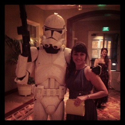 Storm trooper whaaa  (Taken with Instagram)