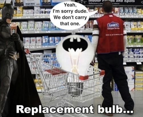 Replacement Bulb…