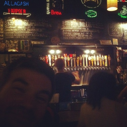 BARCADE…and Matt! (Taken with Instagram)